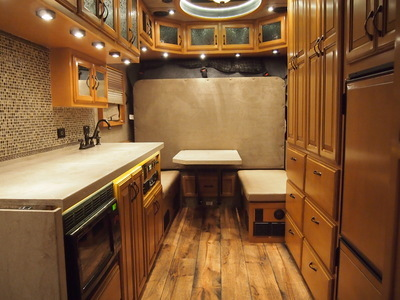 Showcase ari legacy sleepers for Interieur western star